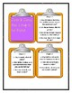 Junie B. Jones Has a Peep in Her Pocket - Discussion Cards