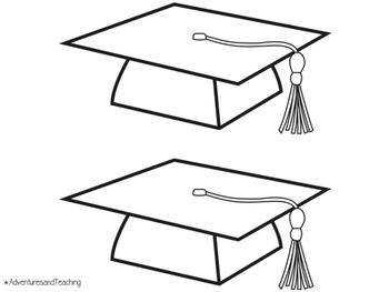 Junie B. Jones Is A Graduation Girl Craftivity