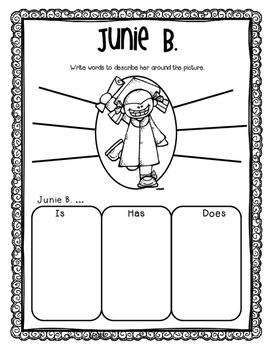 Junie B. Jones Is A Graduation Girl Story Pack