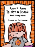 Junie B. Jones Is Not a Crook Book Companion