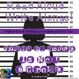 Junie B. Jones Is Not a Crook Read Aloud Write Along Book Study