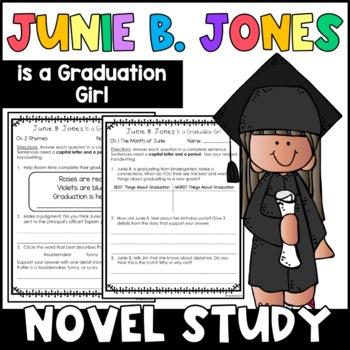 Junie B. Jones Is a Graduation Girl