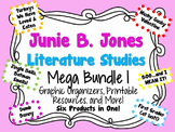 Junie B. Jones Literature Studies Mega Bundle 1