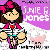 Junie B Jones Loves Handsome Warren Guided Reading Unit