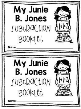 Junie B. Jones Math: Addition, Subtraction, Fact Families