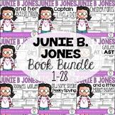 Junie B Jones Book Companion Bundle 1-28