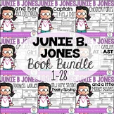 Junie B Jones Guided Reading Units Bundle
