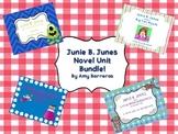 Junie B. Jones Novel Unit Bundle!