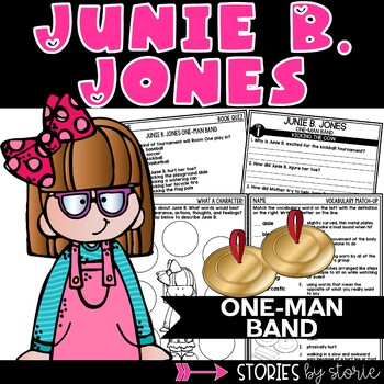 Junie B. Jones One-Man Band
