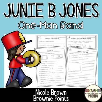 Junie B. Jones - One-Man Band