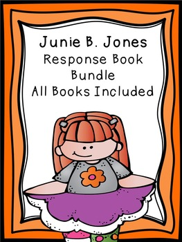 Junie B. Jones Response Notebook Bundle