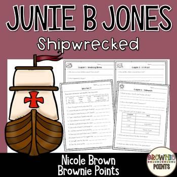 Junie B. Jones - Shipwrecked