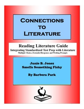 Junie B. Jones Smells Something Fishy-Reading Literature Guide