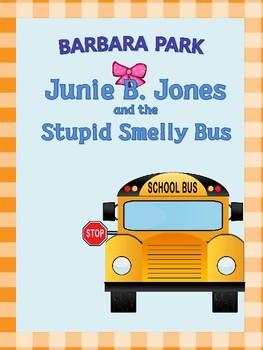 Junie B. Jones - Stupid Smelly Bus Mega Packet Workbook
