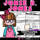 Junie B. Jones Toothless Wonder