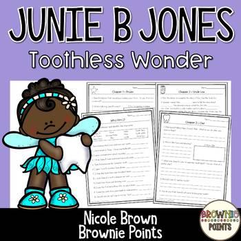 Junie B. Jones - Toothless Wonder