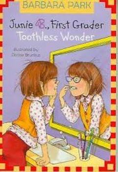 Junie B. Jones Toothless Wonder Set of 6 Books