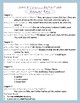 Junie B. Jones and Her Big Fat Mouth #3 comprehension and grammar packet