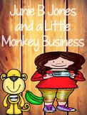 Junie B Jones and a Little Monkey Business - Book Packet