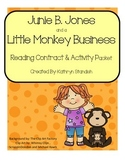 Junie B. Jones and a Little Monkey Business (Reading Contr