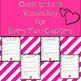 Junie B. Jones and the Mushy Gushy Valentime by Barbara Park Book Unit