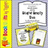 Junie B. Jones and the Stupid Smelly Bus Assessment, Questions, and Vocabulary