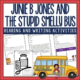 Junie B. Jones and the Stupid Smelly Bus Novel Study | Distance Learning