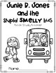 Junie B. Jones and the Stupid Smelly Bus {Literacy Companion Pack}