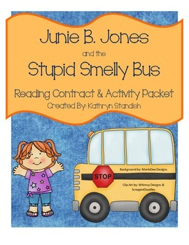 Junie B. Jones and the Stupid Smelly Bus (Reading Contract