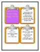Junie B. Jones and the Yucky Blucky Fruitcake - Discussion Cards