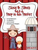 Junie B. Jones has a Peep in her Pocket: Comprehension Guide