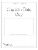 Junie B. Jones is Captain Field Day Comprehension Packet