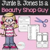 #TPTfireworks Junie B. Jones is a Beauty Shop Guy Book Club