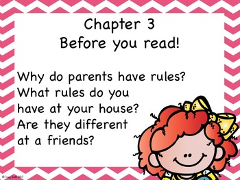 Junie B. Jones is a Party Animal - No Copies Needed Guided Reading Instruction