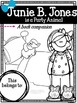 Junie B. Jones is a Party Animal: a Reading Companion