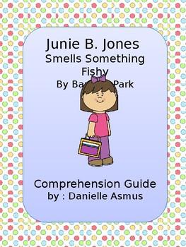 Junie B. Smells Something Fishy
