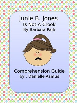 Junie B. is not a Crook