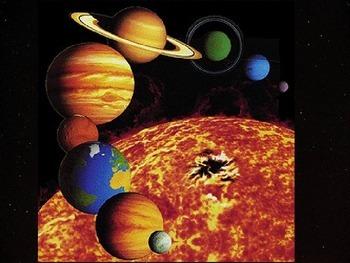 Junior Astronaut Training - The Solar System Part 1