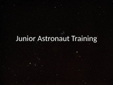 Junior Astronaut Training - The Solar System Part 2