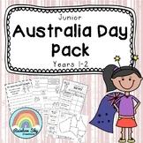 Australia Day Pack - Year 1 - 2