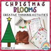 Christmas Activities for Kindergarten-Grade 2 - Worksheets & Digital - Creative