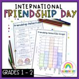 Junior Friendship Activity Pack - International Friendship Day