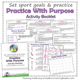 Junior Girl Scout Practice with Purpose Activity Booklet