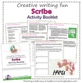 Junior Girl Scout Scribe Activity Booklet