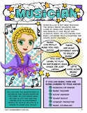 Girl Scout Junior Superhero Musician Download