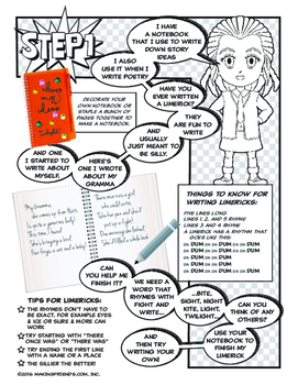 Girl Scout Junior Superhero Scribe Download