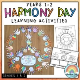 Junior Harmony Day Pack - Years 1 & 2