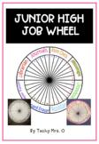 Junior High Job Wheel