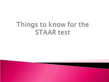 Junior High Math STAAR Review PowerPoint