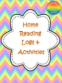 Home Reading Logs and Activities